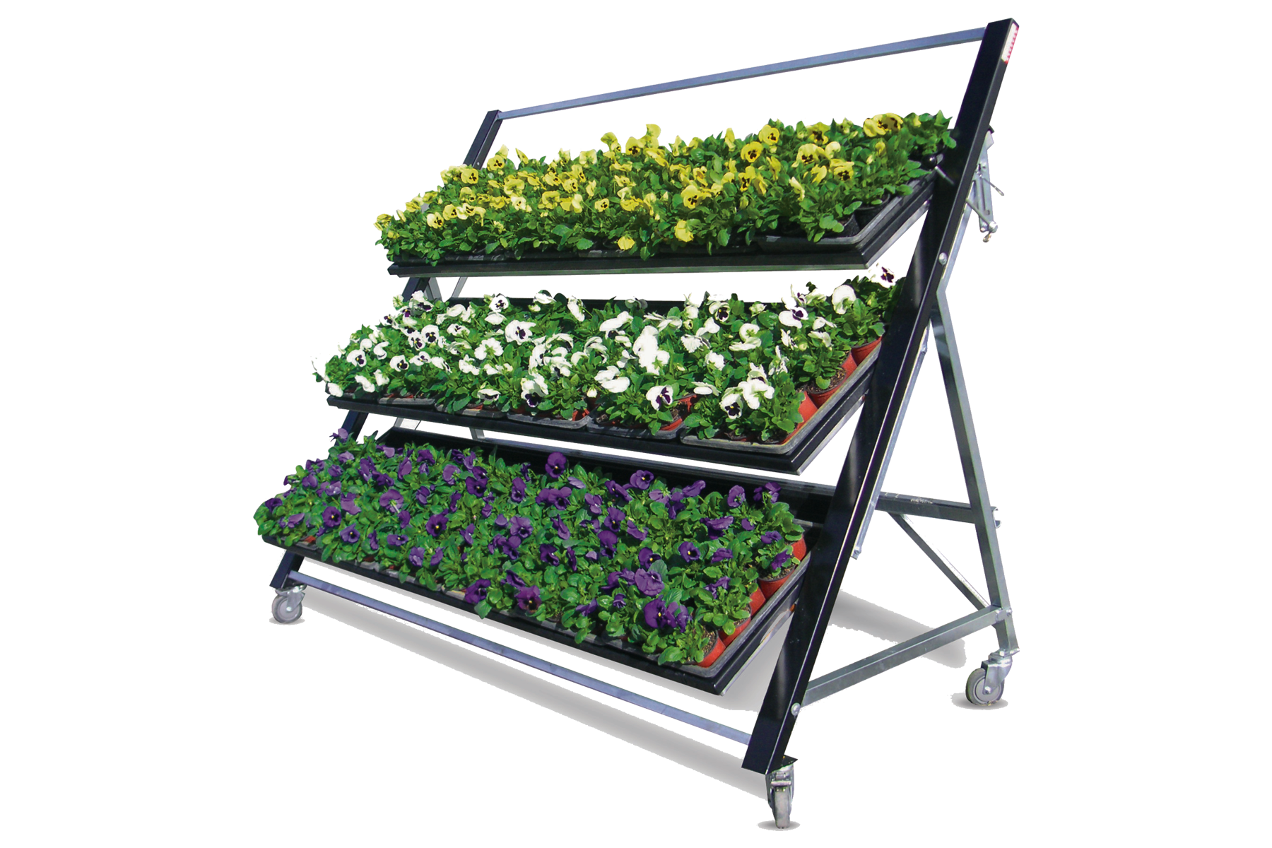 Home Catalogue Garden Centre Displays Plant Retail Tables Tiered Display Unit